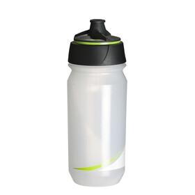Tacx Shanti Twist Trinkflasche 500ml transparent/grün